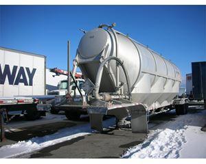 Polar 2003 POLAR 1660, CU FT, ALUMINUM DRY BULK TANK Dry Bulk / Pneumatic Tank Trailer