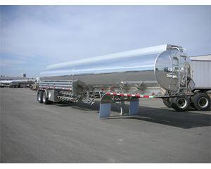 Heil 9500 GALLON, 4 COMPARTMENT, DOUBLE TAPER Gasoline / Fuel Tank Trailer