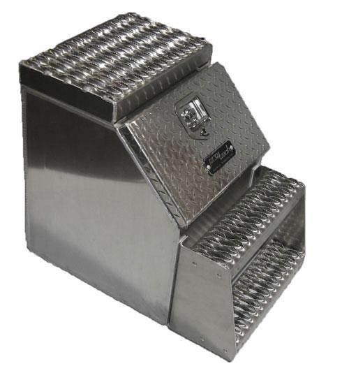 pro-tech alum. step box tool box for sale | salt lake city, ut ...