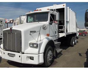 Kenworth T800 Garbage Truck