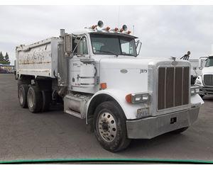 Peterbilt 379 Heavy Duty Dump Truck