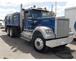 Western Star 4900 Heavy Duty Dump Truck