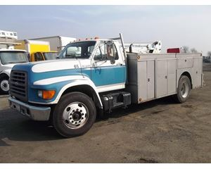 Ford F-800 Service / Utility Truck