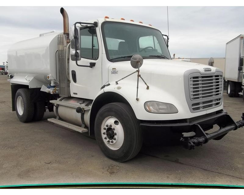 2008 freightliner business class m2 112 water tank truck for sale fresno ca. Black Bedroom Furniture Sets. Home Design Ideas