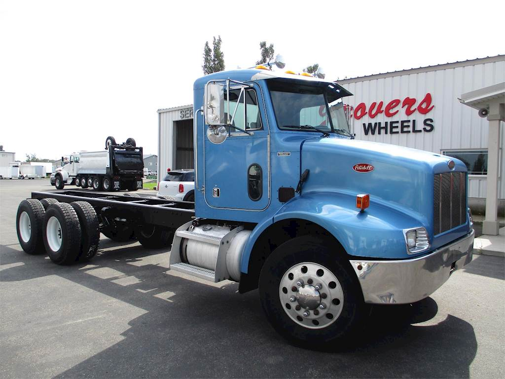 2004 Peterbilt 335 Cab & Chassis Truck For Sale, 397,000 Miles | Rigby, ID  | 9471747 | MyLittleSalesman com