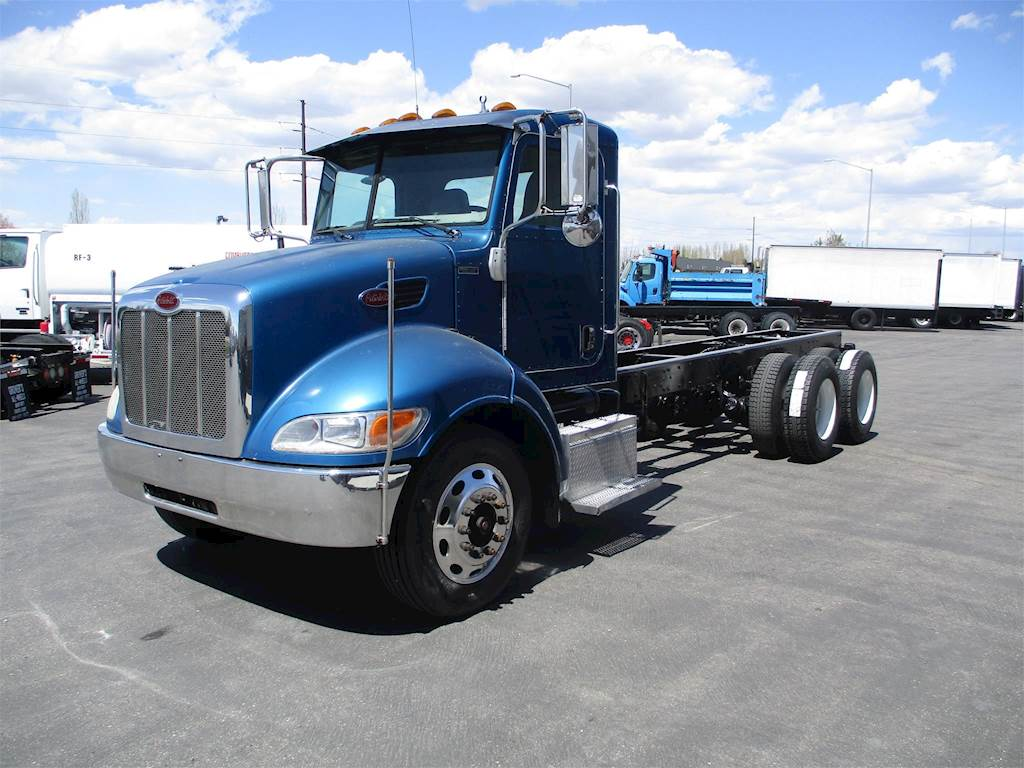 2006 Peterbilt 335 Cab & Chassis Truck, Cummins ISC For Sale | Rigby, ID |  9762243 | MyLittleSalesman com