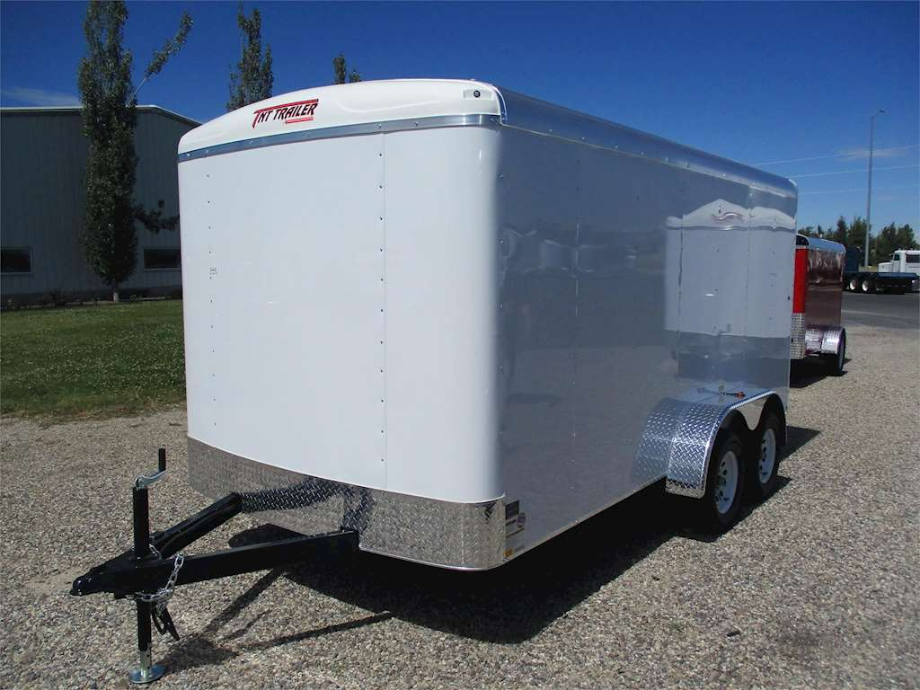 2016 Tnt Tote Cargo Utility Trailer For Sale Rigby Id
