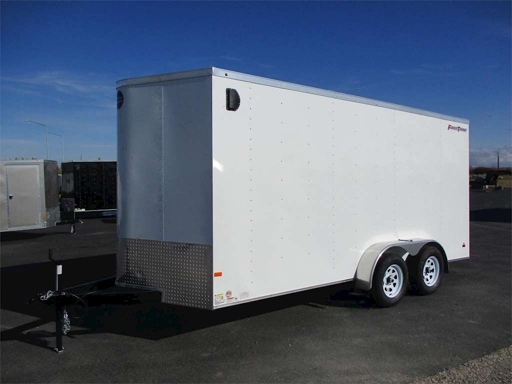 2016 Wells Cargo FASTTRAC DELUXE Cargo Utility Trailer For ...
