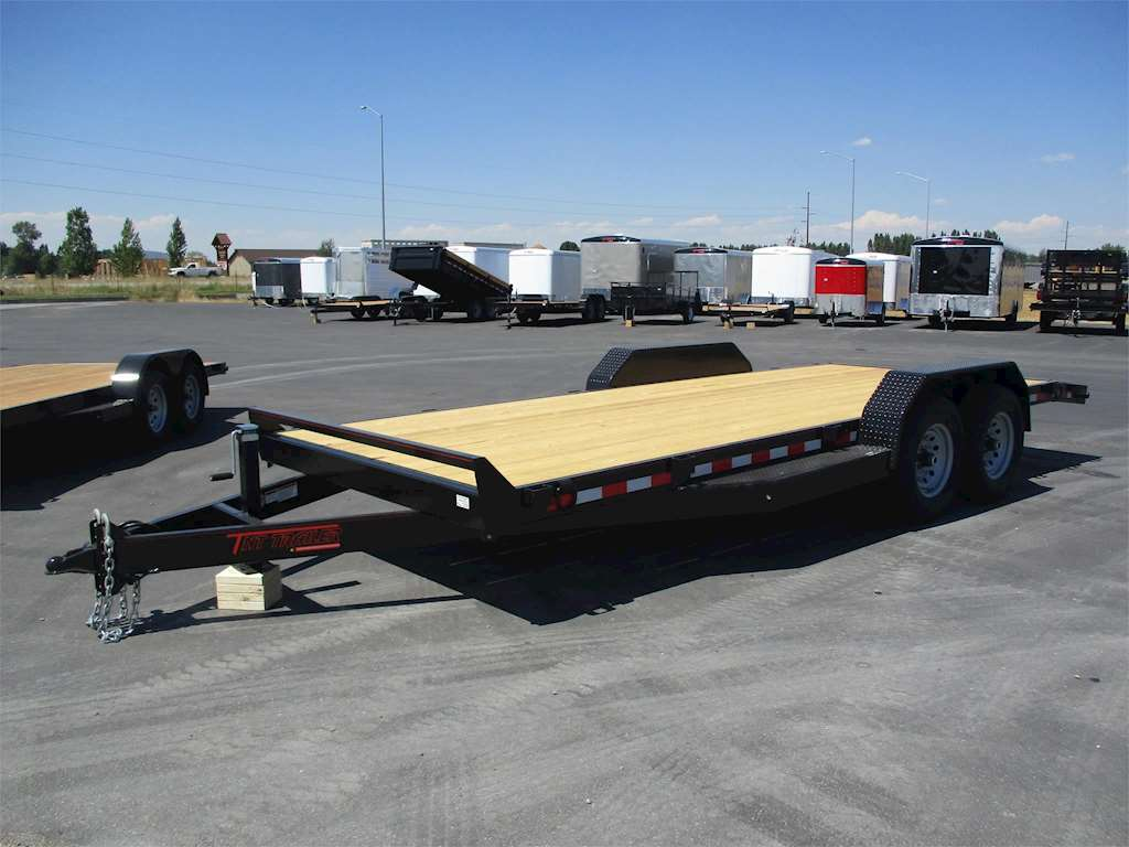 2016 Tnt Flatbed Trailer For Sale Rigby Id 8766506
