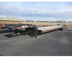 Trail King TK20LP Flatbed Trailer