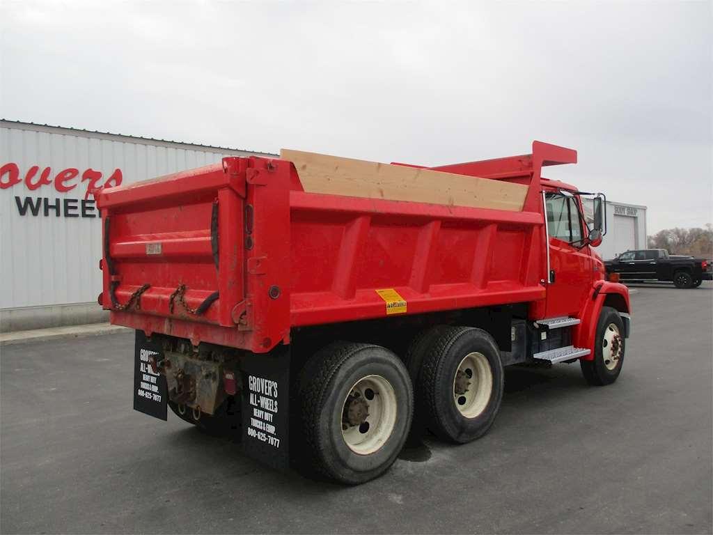 2004 Freightliner FL80 Heavy Duty Dump Truck For Sale ...