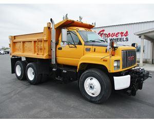 GMC TOPKICK C8500 Heavy Duty Dump Truck
