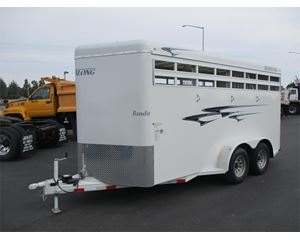 Travalong Horse Trailer