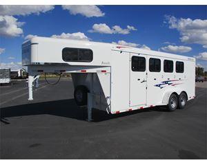 Travalong BANDIT Horse Trailer