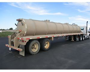 Galyean 130 BBL Vacuum Tank Trailer