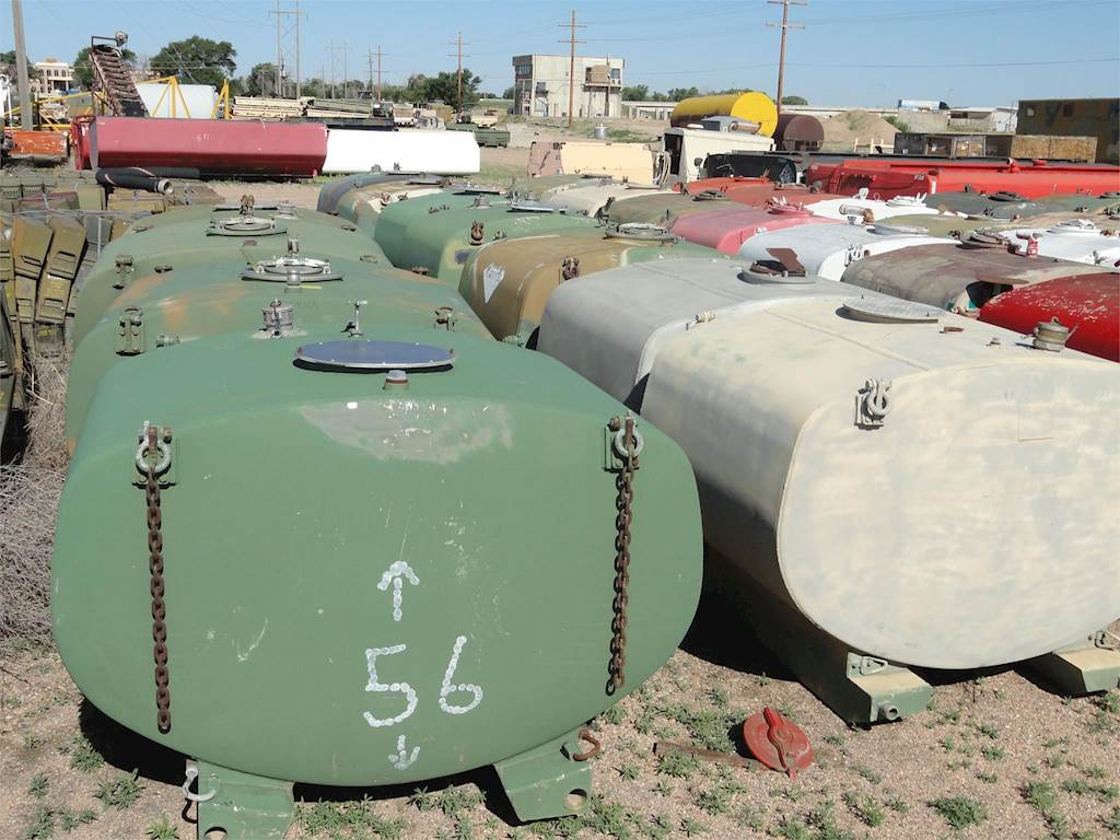 500 Gallon Fuel Tank >> 1991 Beta Systems 500 Gallon Storage Tank