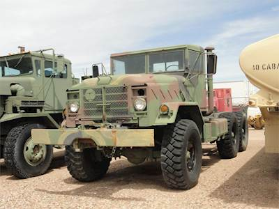 1983 AM General M925 Cab & Chassis Truck
