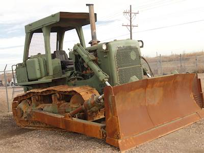 1989 Caterpillar D7G Dozer