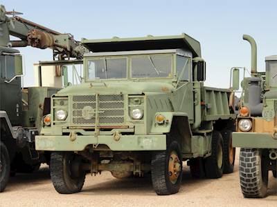 1984 AM General M929 Dump Truck