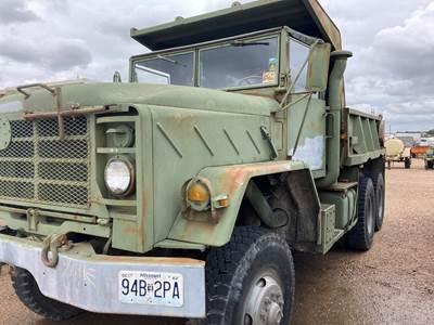 1986 AM General M929 Dump Truck
