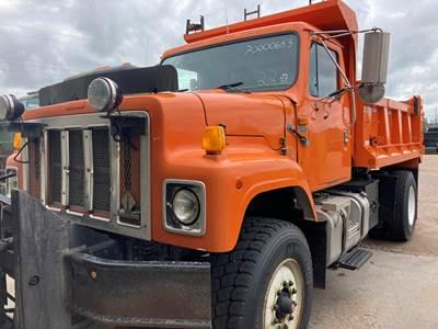 1997 International 2554 Dump Truck