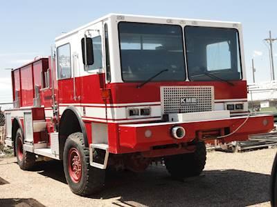 1992 Kovatch KFT12 Fire Truck