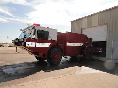 1985 Oshkosh AS32P-19 Fire Truck - Cummins