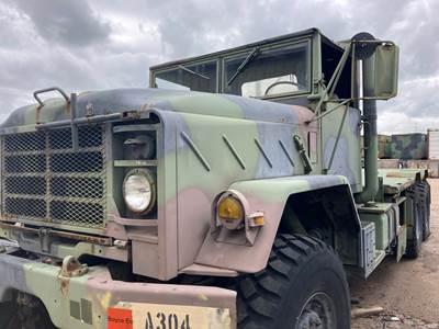 1986 AM General M927 Flatbed Truck Body