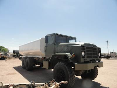 1991 BMY Harsco M934 Water Truck