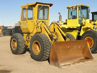1971 John Deere 544 Wheel Loader