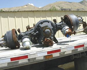MERITOR RT 40-145 Rear End