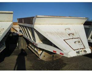 TruckPapercom ALLCO Bottom Dump Trailers