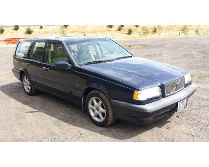 1997 volvo 850 wagon for sale portland or. Black Bedroom Furniture Sets. Home Design Ideas