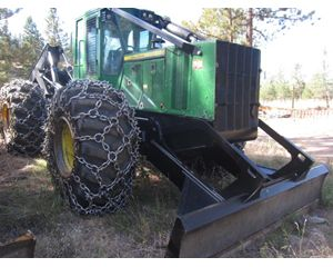John Deere 748H Logging / Forestry Equipment