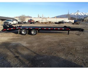 Golden Industries Beaver Tail Trailer