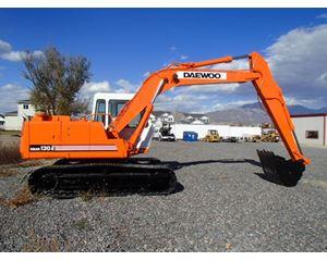 Daewoo SOLAR 130 III Excavator