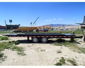 TWAMCO 4 PTTDM4 Tilt Bed Trailer