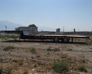 TWAMCO PTTD Tilt Bed Trailer