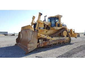 Caterpillar D10N Crawler Dozer