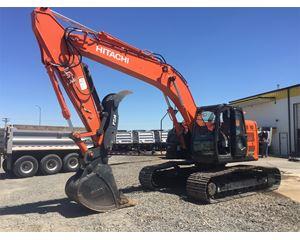 Hitachi ZX245US LC-5 Crawler Excavator