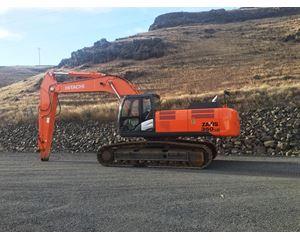 Hitachi ZX350 LC Crawler Excavator