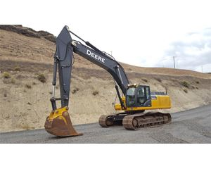 John Deere 350G LC Crawler Excavator