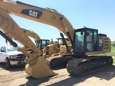 2018 Caterpillar 330FL Excavator