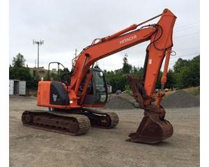 Hitachi ZX135US Excavator