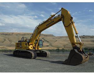Komatsu PC600 LC-7 Excavator