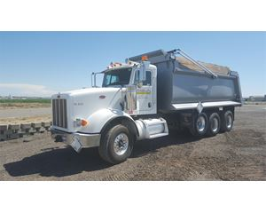 Peterbilt 367 Heavy Duty Dump Truck
