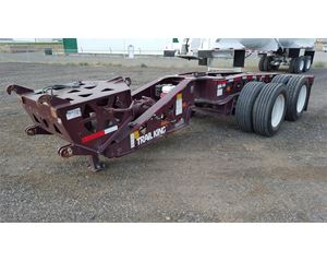 Trail King TKHB2-192 Booster Lowboy Trailer