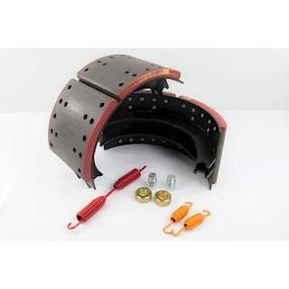 HDV4311E Premium Series Brake Shoe Kit  Includes Hardware
