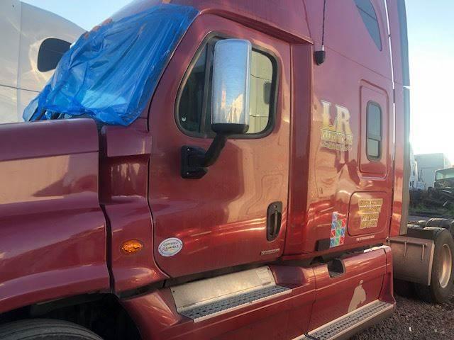 Freightliner Cascadia Cab Fairing-Extender Lower Passenger Side