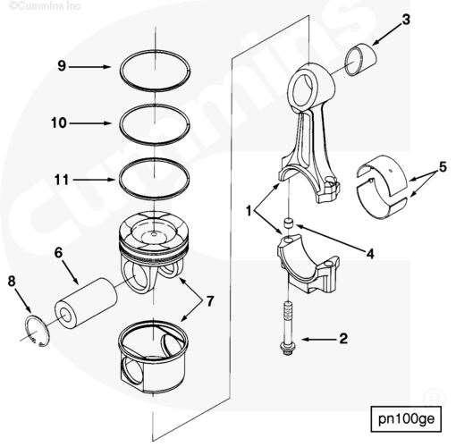 Cummins N14 Engine Part For Sale | Ucon, ID | 30555145 |  MyLittleSalesman com